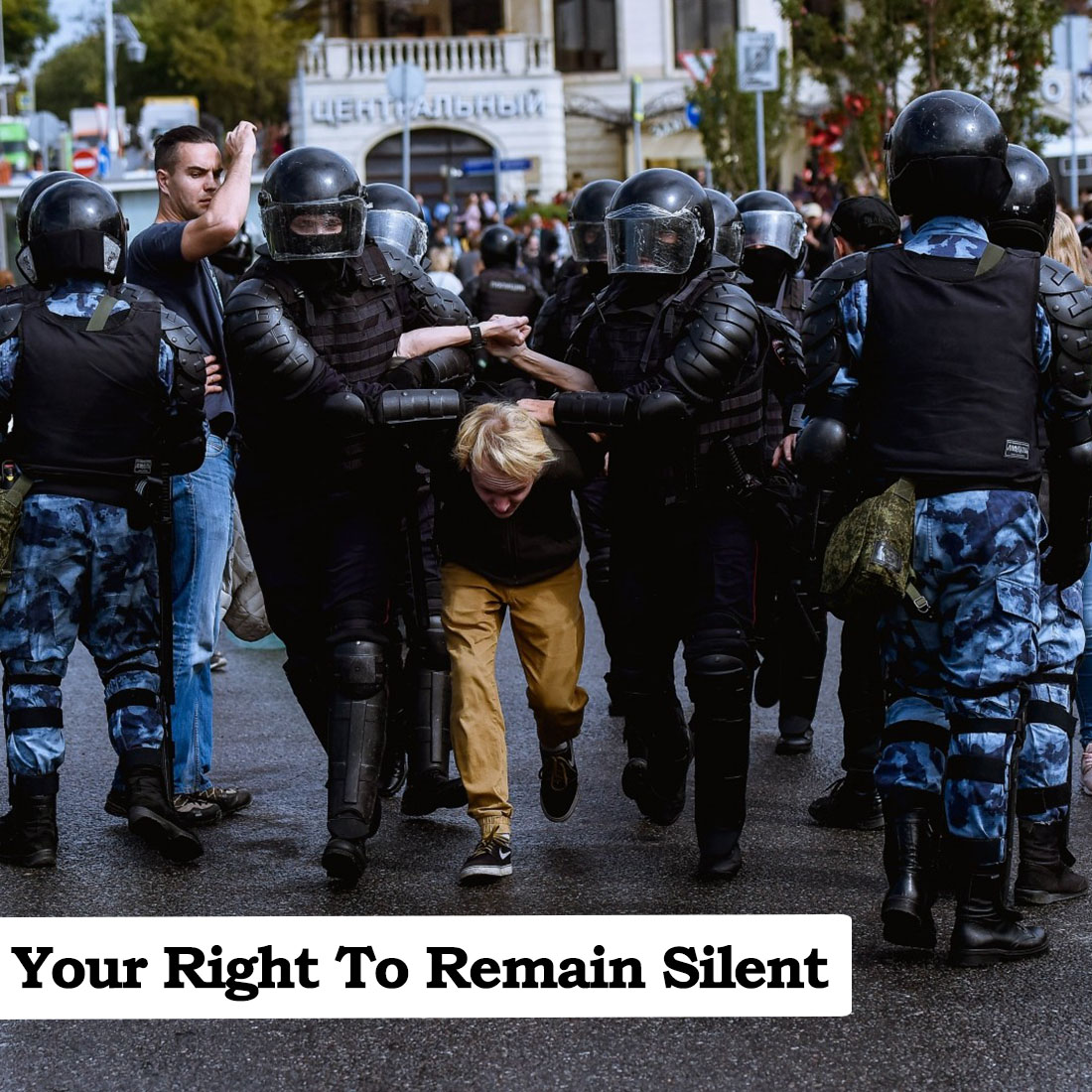 Invoking Your Right to Remain Silent in New York