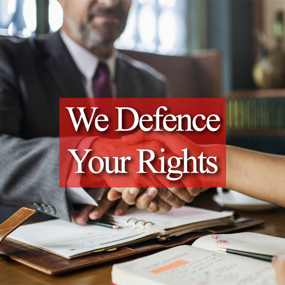 Defense Lawyer in New York