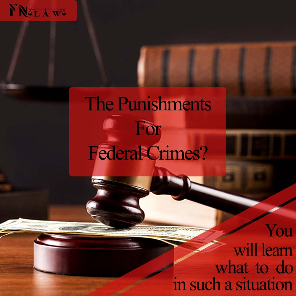 What Are The Punishments For Federal Crimes? What is the best defense against federal crime prosecution?