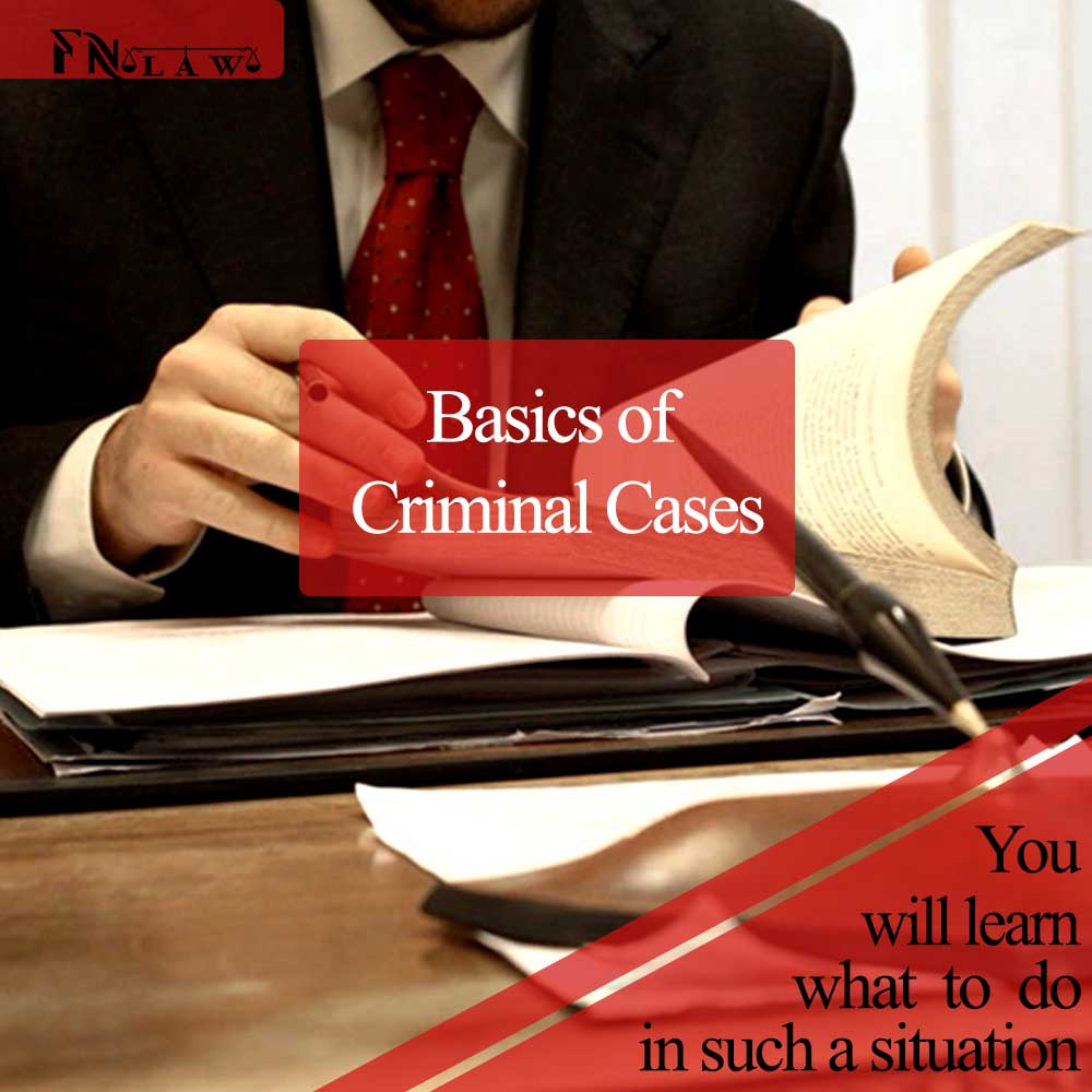 Basics of Criminal Cases in New York