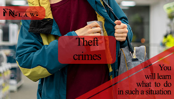 Theft Crime Lawyer in New York