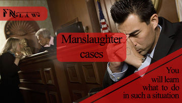 Manslaughter Crime Lawyer in New York